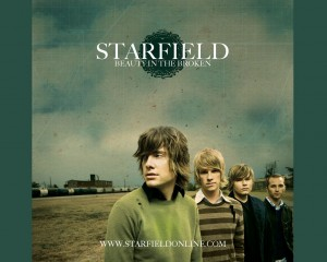 Starfield – Beauty In The Broken Album Wallpaper