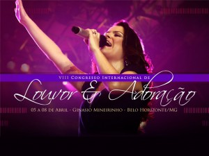 Praise And Worship Will Glorify Our Almighty God Wallpaper
