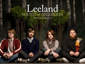 Leeland Band –  Sound Of Melodies Wallpaper