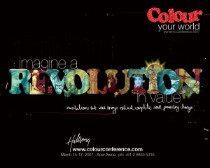 Image a Revolution Wallpaper