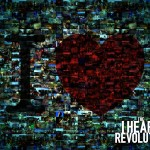 The I Heart Revolution Wallpaper Christian Background