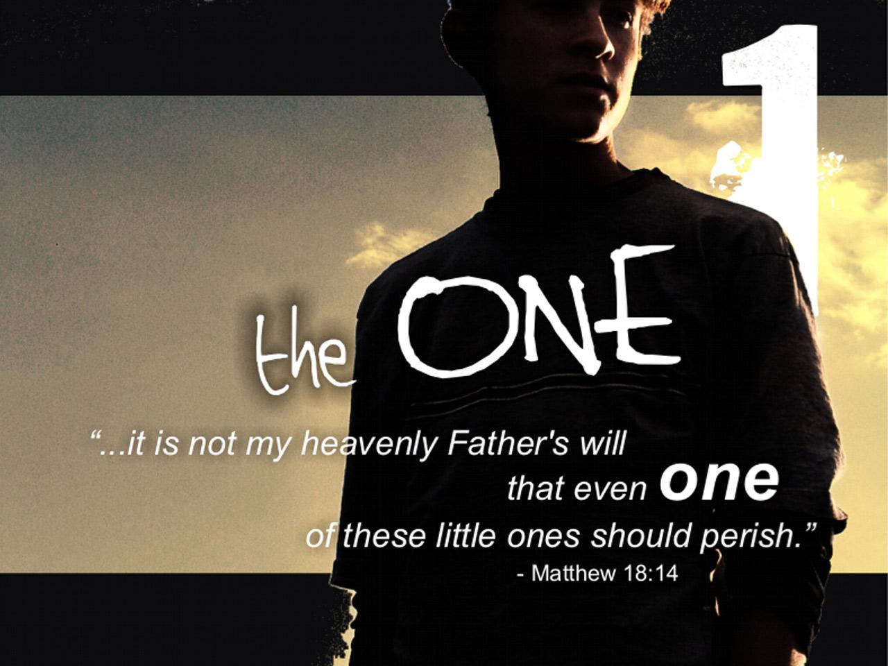 Matthew 18 14
