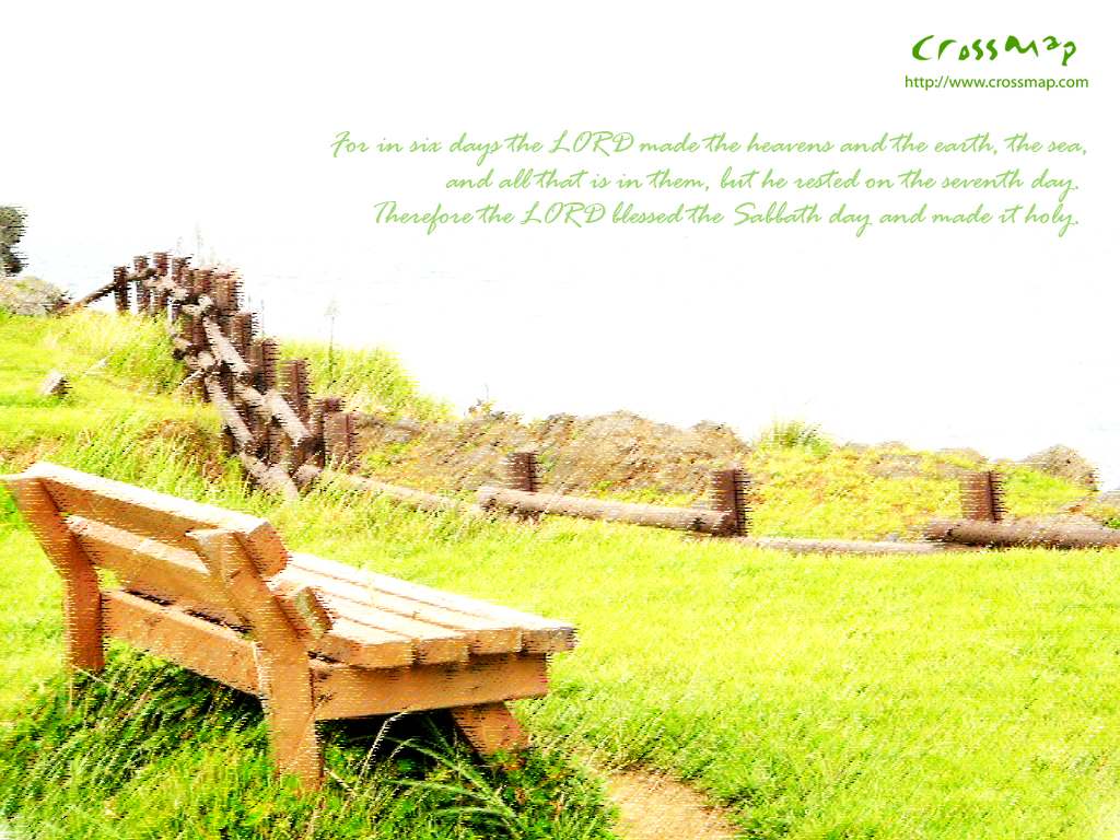 The Seventh Day christian wallpaper free download. Use on PC, Mac, Android, iPhone or any device you like.