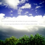 Proverbs 3:5-6 – Wisdom Wallpaper Christian Background