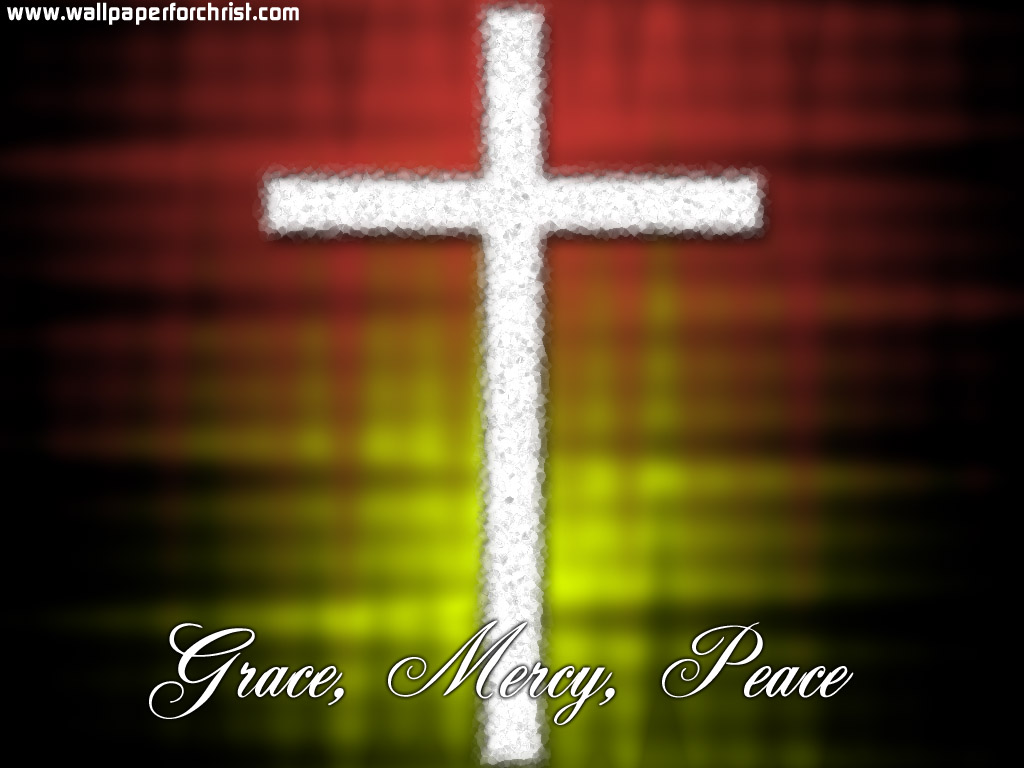 2 John 1:3 – Grace, Mercy, Peace christian wallpaper free download. Use on PC, Mac, Android, iPhone or any device you like.