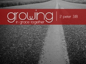 2 Peter 3:18 – Growing in Grace And Knowledge Papel de Parede Imagem