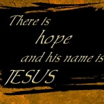 There is hope Wallpaper Christian Background