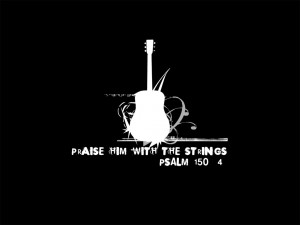 Psalm 150:4 – Praise Him Wallpaper