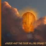 Matthew 7:8 – Door Will Be Opened Wallpaper Christian Background
