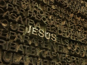 Jesus' Name Wallpaper