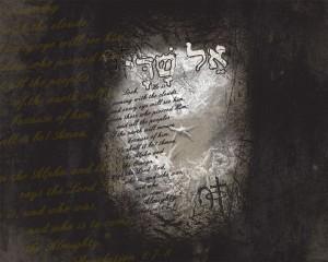 Revelation 1:7-8 – Alpha And Omega Wallpaper