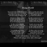 Dying World Wallpaper Christian Background