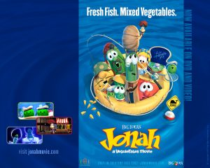 Christian Movie: Jonah Wallpaper