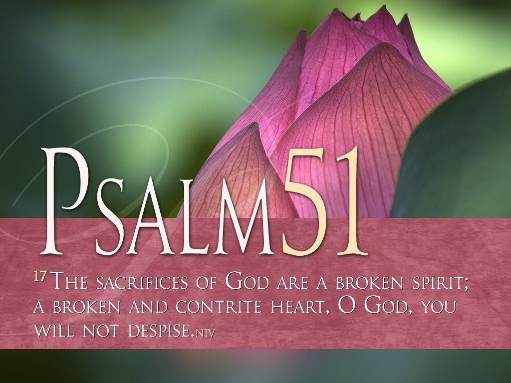 Psalm 51:17 – My Sacrifice christian wallpaper free download. Use on PC, Mac, Android, iPhone or any device you like.