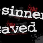 Christian Graphic: From Being a Sinners to Being Saved Wallpaper Christian Background