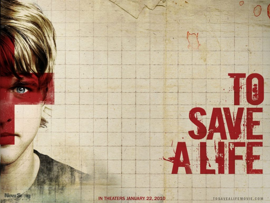 Christian movie: To Save a Life christian wallpaper free download. Use on PC, Mac, Android, iPhone or any device you like.