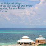 Christian Quote: Anatole France Wallpaper Christian Background