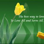 Christian Quote: Love God Wallpaper Christian Background
