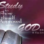 2 Timothy 2:15 – Bible Study Wallpaper Christian Background