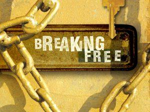 Breaking Free Wallpaper
