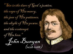 Christian Quote: John Bunyan Wallpaper