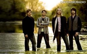 Christian Band: Decemberadio Wallpaper