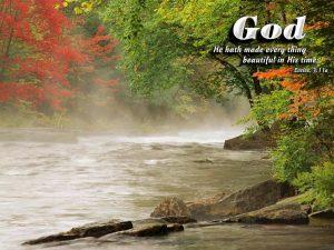 Ecclesiastes 3:11 – Maker Of All Wallpaper