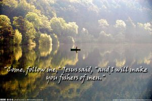 Follow Jesus Wallpaper