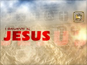 Christian Graphic: Jesus Wallpaper