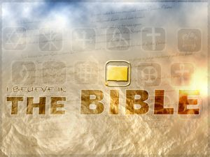 Christian Graphic: Bible Wallpaper