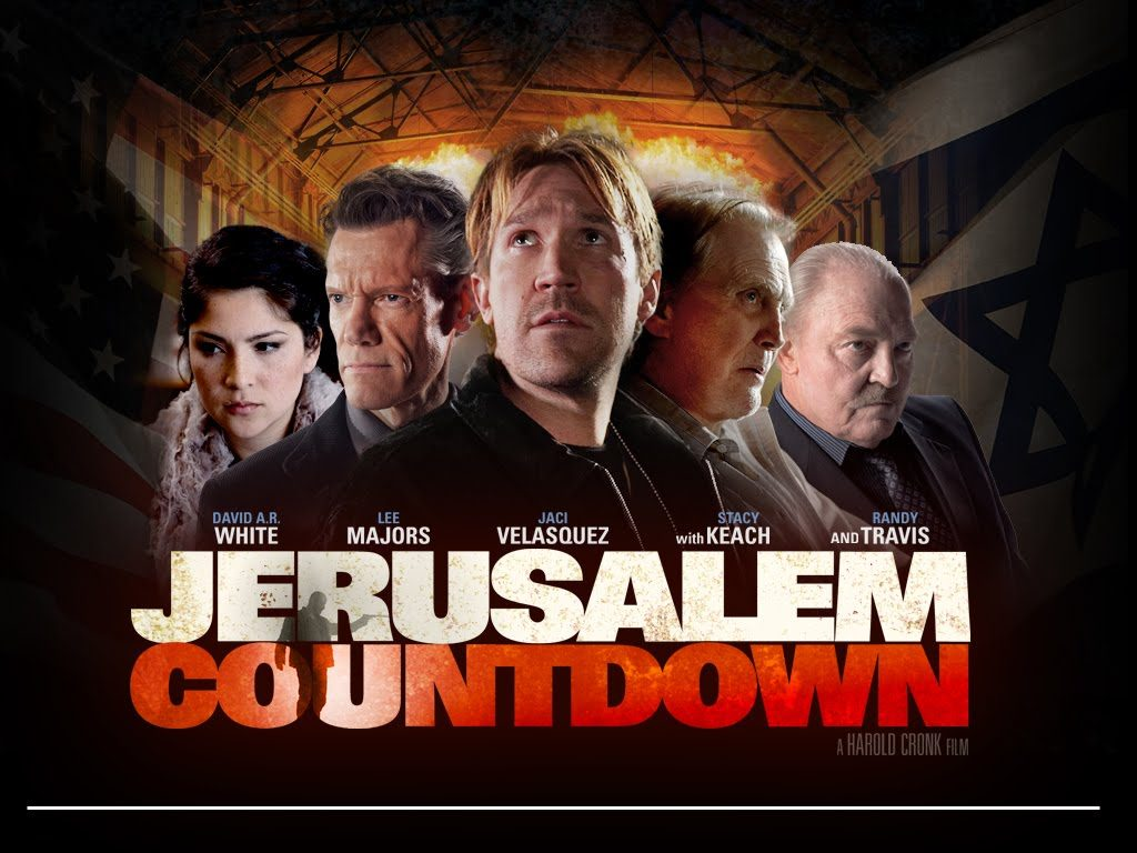 Christian Movie: Jerusalem Countdown christian wallpaper free download. Use on PC, Mac, Android, iPhone or any device you like.