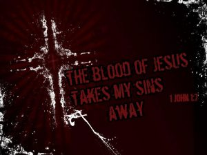 1 John 1:7 – Purified From Sin Wallpaper