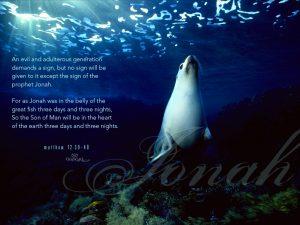 Bible Tales: Prophet Jonah Wallpaper
