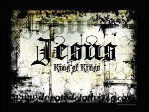 JESUS! King Of Kings Wallpaper