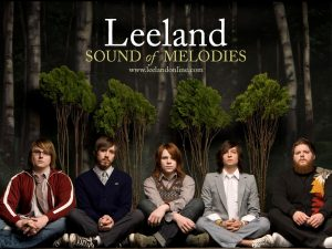 Leeland's Sound of Melodies Album Wallpaper