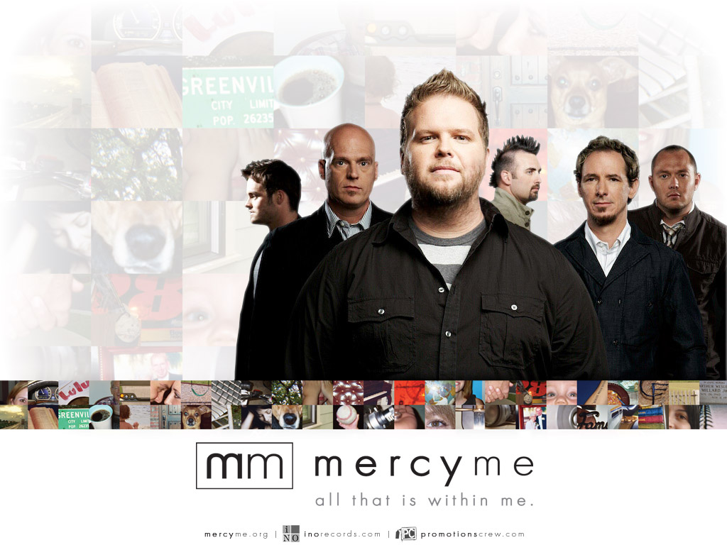 Christian Band: Mercy Me christian wallpaper free download. Use on PC, Mac, Android, iPhone or any device you like.