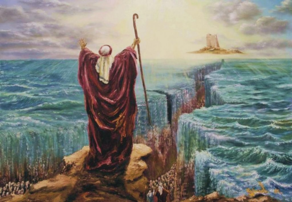 Bible Character: Moses christian wallpaper free download. Use on PC, Mac, Android, iPhone or any device you like.
