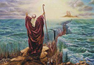 Bible Character: Moses Wallpaper