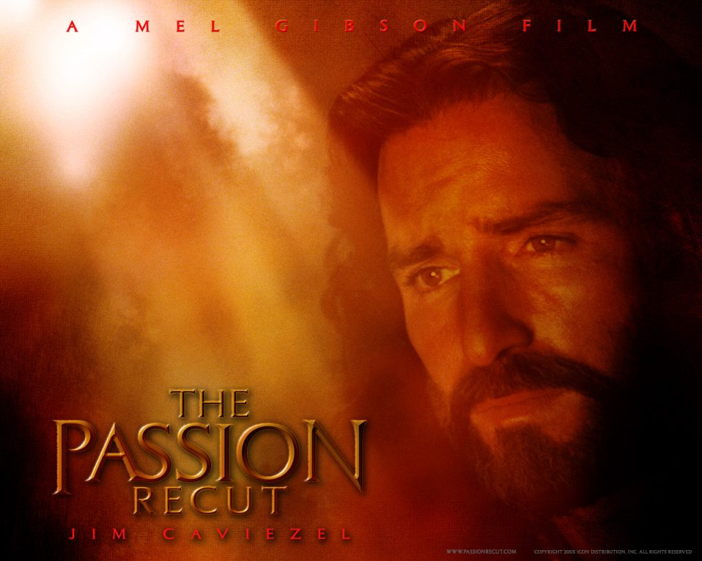 Christian Movie: The Passion of the Christ christian wallpaper free download. Use on PC, Mac, Android, iPhone or any device you like.