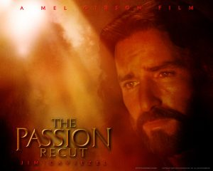 Christian Movie: The Passion of the Christ Wallpaper