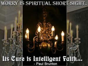 Christian Quote: Intelligent Faith Wallpaper