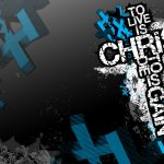 Philippians 1:21 – To Live is Christ Wallpaper Christian Background