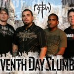 Seventh Day Slumber Christian Band Wallpaper Christian Background