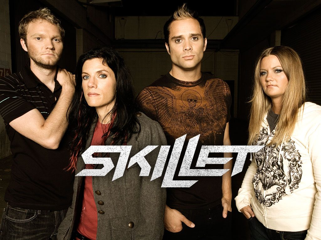 Christian Band: Skillet christian wallpaper free download. Use on PC, Mac, Android, iPhone or any device you like.
