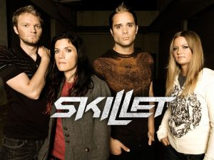 Christian Band: Skillet Wallpaper