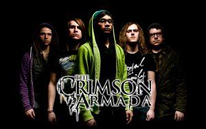 Christian Band: The Crimson Armada Wallpaper