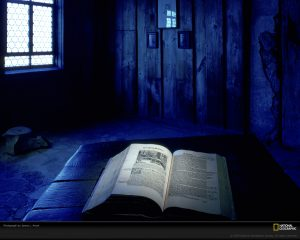 Christian Photography: The Holy Bible Wallpaper