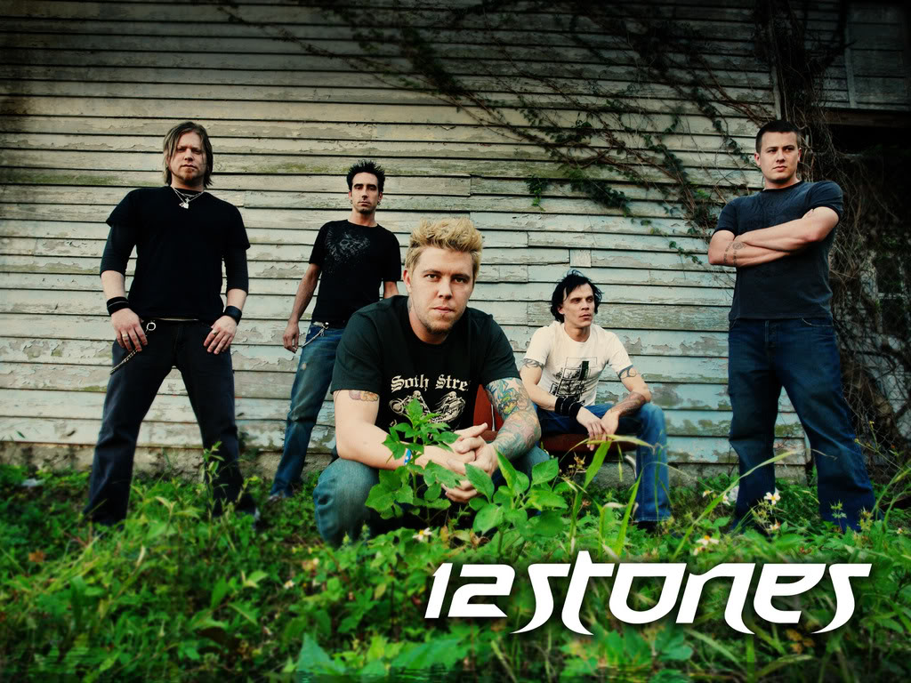 Christian Band: 12 Stones Band Members christian wallpaper free download. Use on PC, Mac, Android, iPhone or any device you like.