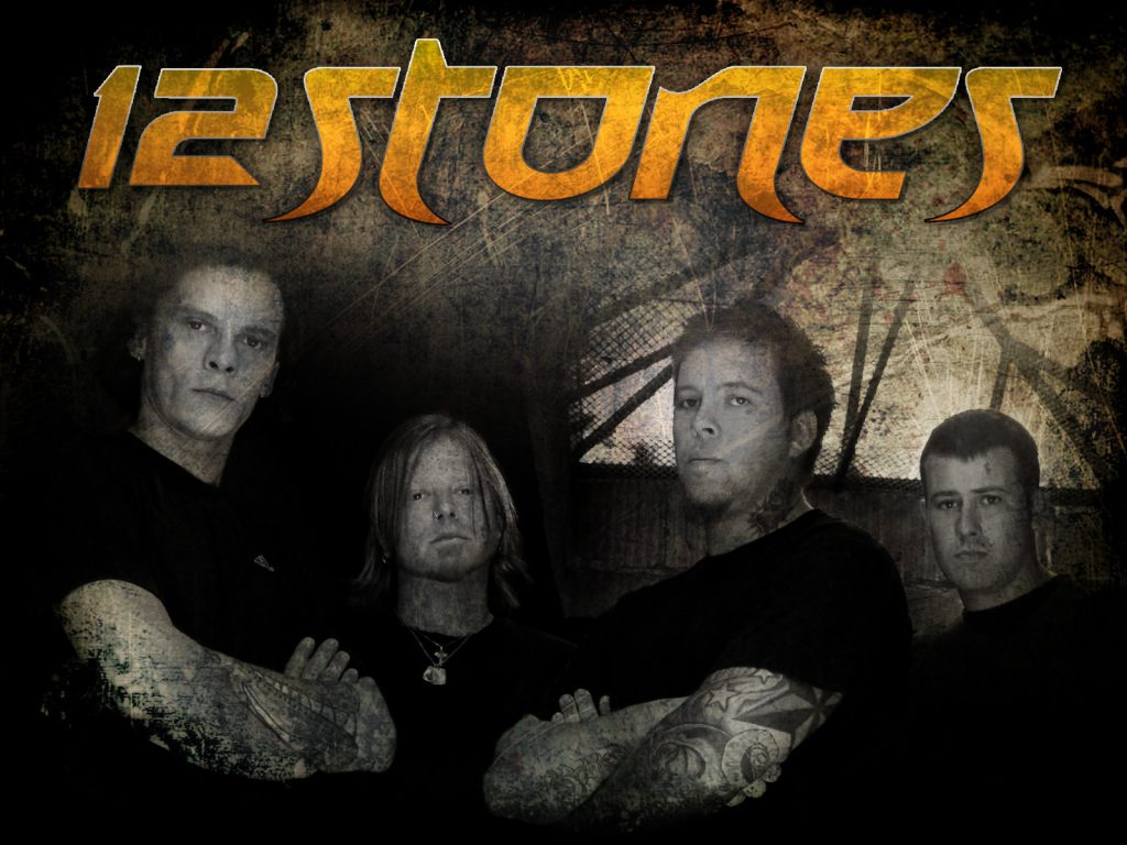 Christian Band: 12 Stones christian wallpaper free download. Use on PC, Mac, Android, iPhone or any device you like.