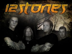 Christian Band: 12 Stones Wallpaper